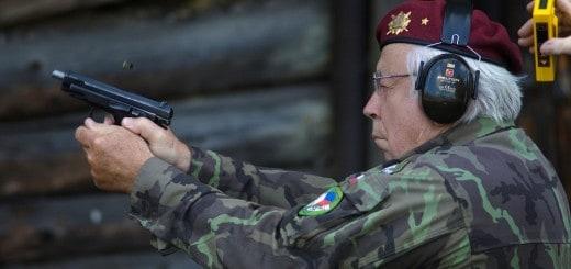 Akční střelba - mířená střelba na přesnost