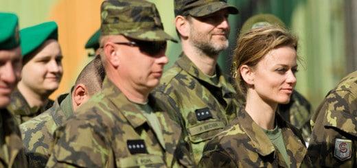 Mezinárodní střelecká soutěž Rezerva 2015 - foto: Jaroslav Španko