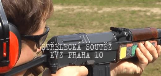 Video ze střelecké soutěže KVZ Praha 10