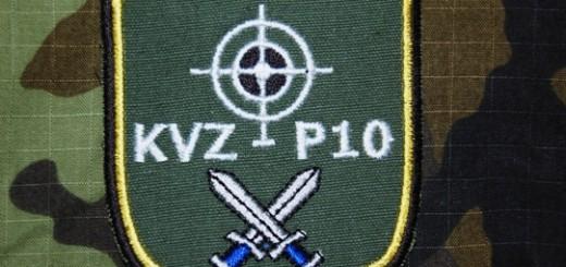 Foto - výšivka KVZ Praha 10