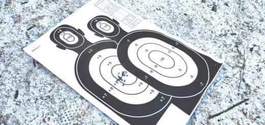 luxusní nástřel pistole