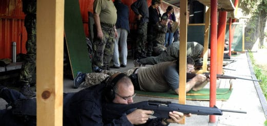 Malorážová puška